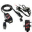 MP0608 Motorcycle Dual USB Charger Kit 3.1Amp