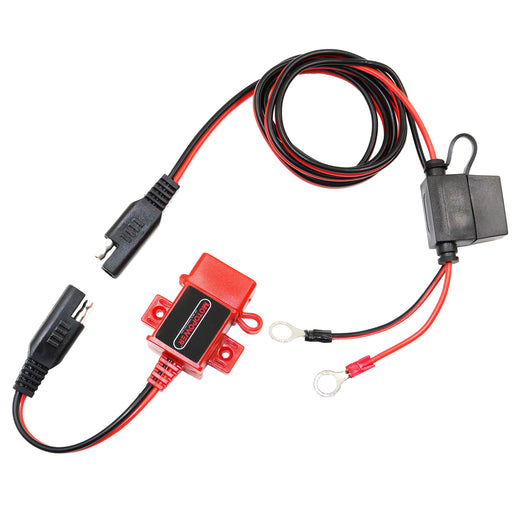 MP0609AR 3.1Amp  USB Charger Kit Waterproof-Red
