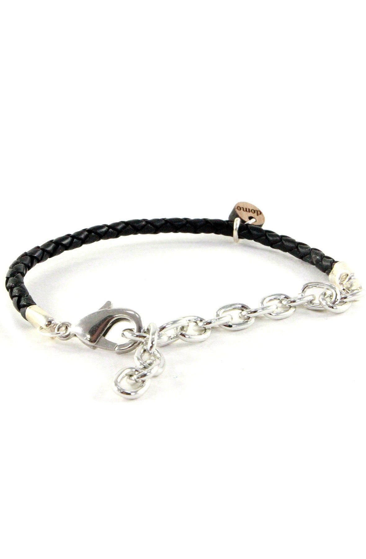 steel ankle magnetic anklet clasp bracelet stainless products charm bracelets leather mens