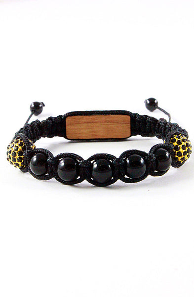 Gemstone Retractable Bracelets