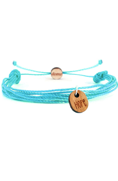 Ladies Mantra Bracelets