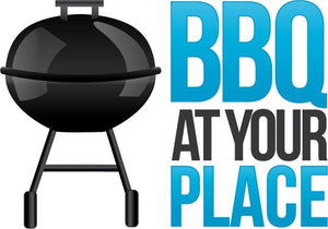 BBQ at your place