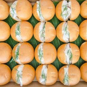 Barramundi dill & tartare Sliders | BBQ At Your Place Sydney BBQ Catering, Party, Wedding, Birthday, Kids, Event & Fundraising BBQ Catering