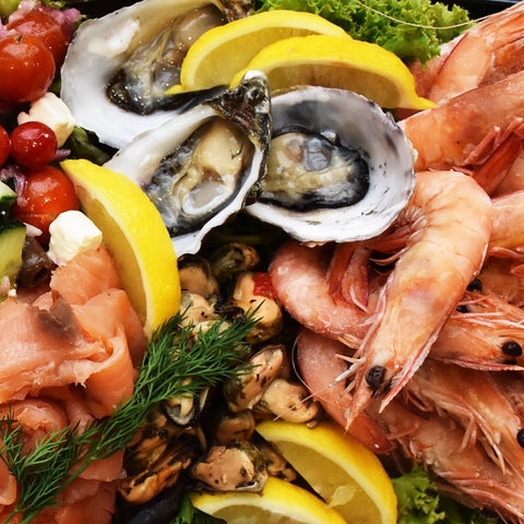 Mixed seafood platter | BBQ At Your Place Sydney BBQ Catering, Party, Wedding, Birthday, Kids, Event & Fundraising BBQ Catering