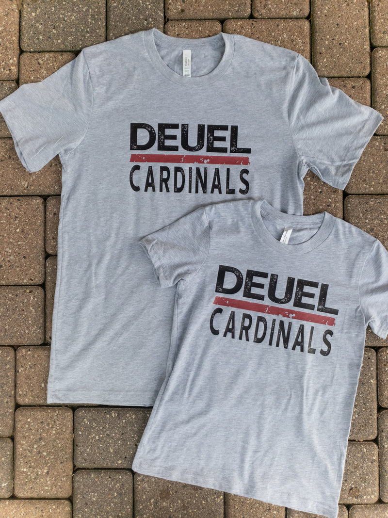 Cardinals Deuel Distressed Tee