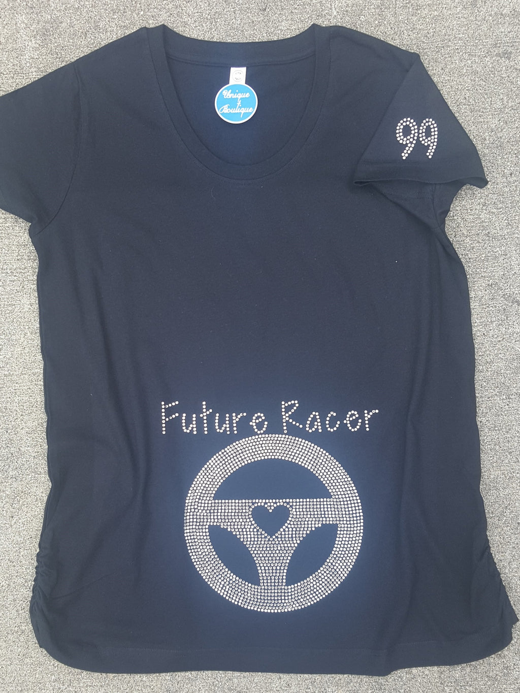 Future Racer Maternity Top