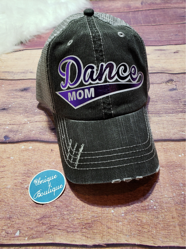 Dance Mom Trucker Hat - More Options