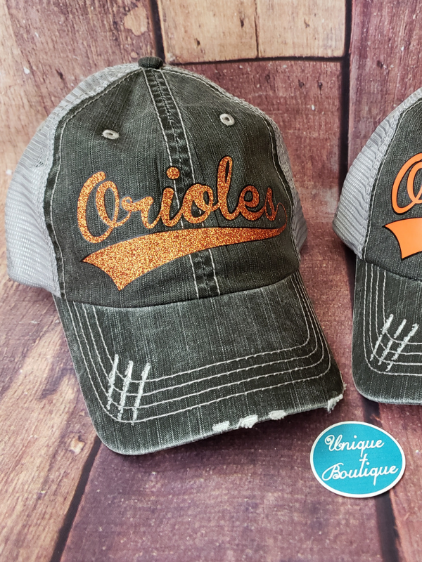 Orioles Trucker Hat