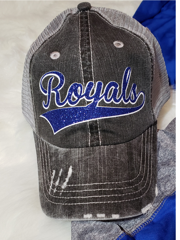 Royals Trucker Hat