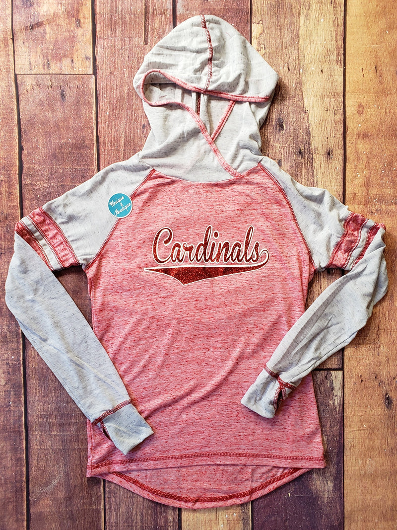 Cardinals Ladies Top
