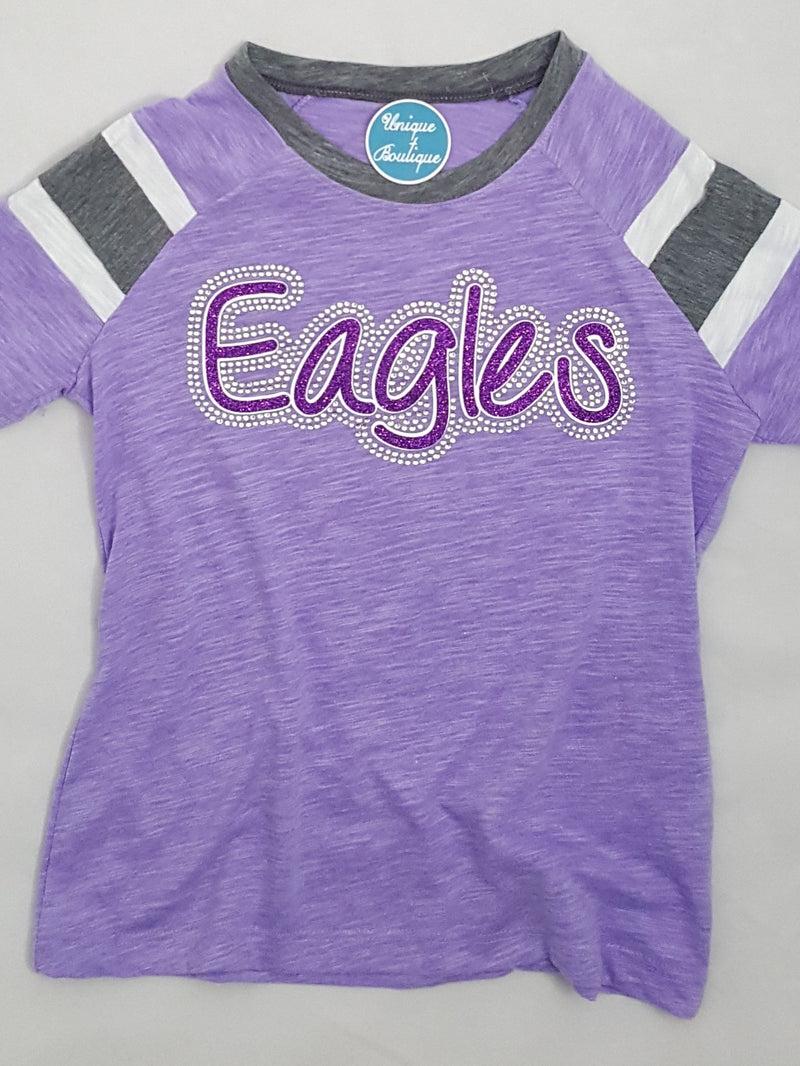 Eagles Rhinestone Fanatic Tee