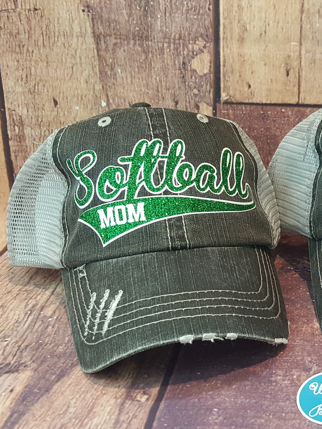 Softball Mom Trucker Hat - More Options