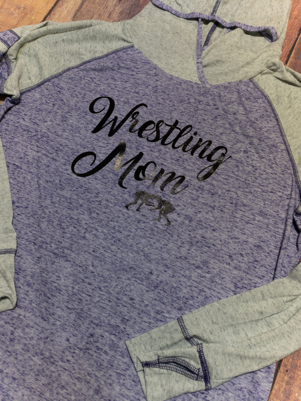 Wrestling Mom Ladies Top - More Options