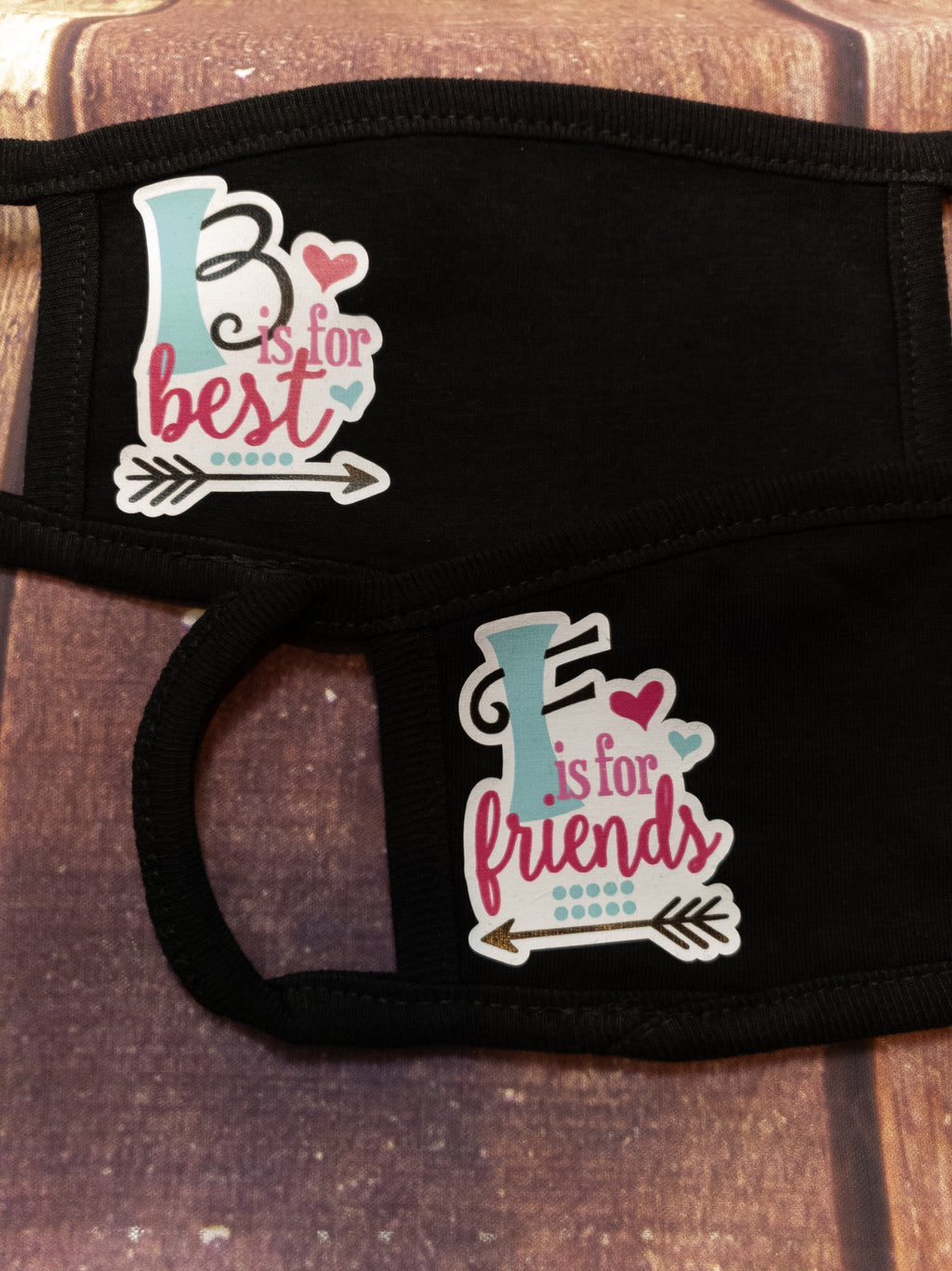 Best Friends Mask Set