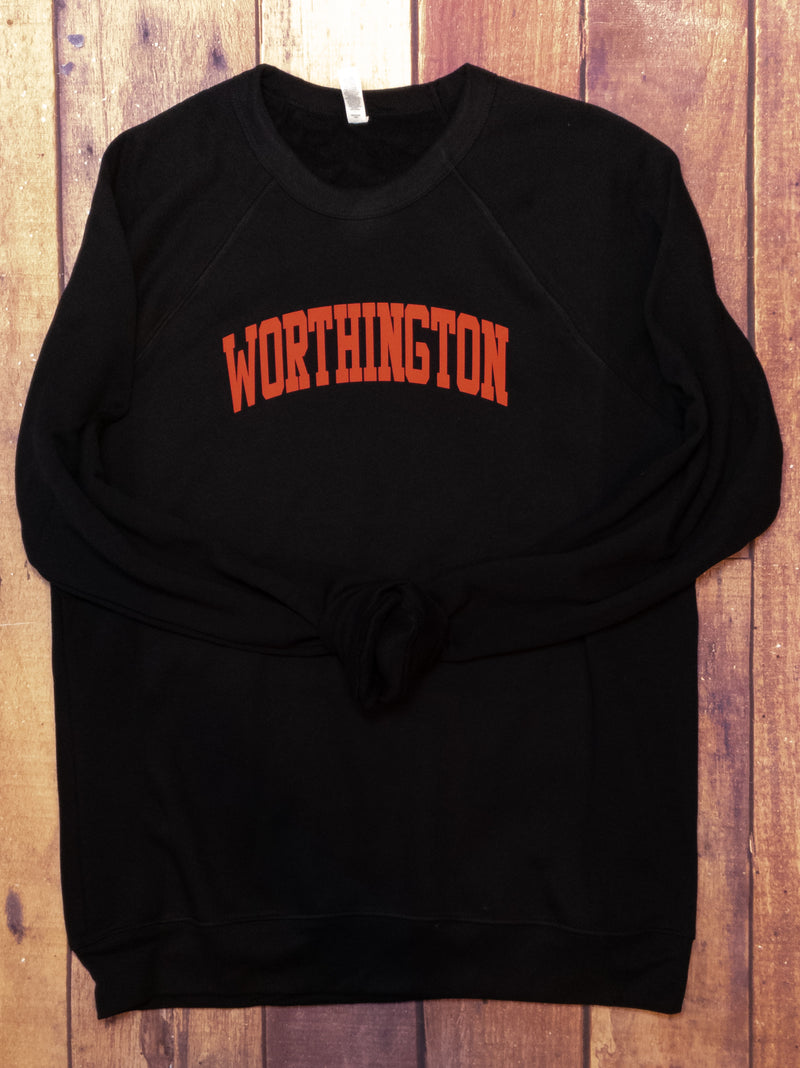Worthington Athletic Crewneck Sweatshirt