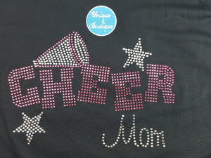 Cheer Mom Tee - More Options