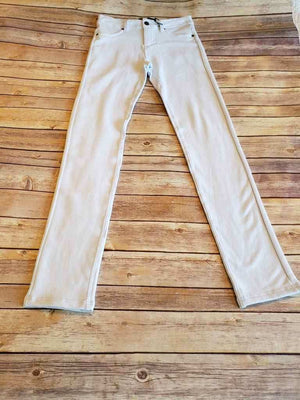 White Poplooks Premium Stretchy & Comfy Pants