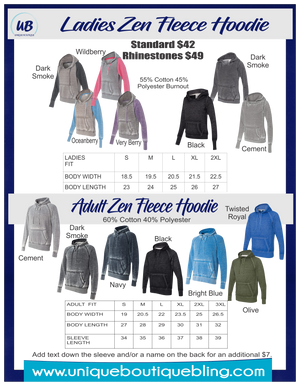 Starry Nights And Softball Lights Fleece Hoodie