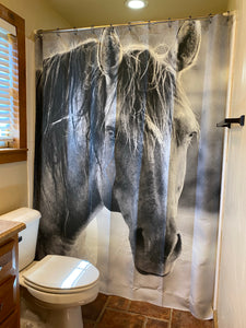 Custom Shower Curtain - Standard Size