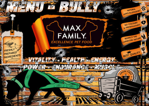 MAX FAMILY PET FOOD Bully-Shop.com