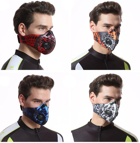 MASQUE PAP - Protection ANTI-POLLUTION - Bully-Shop.com