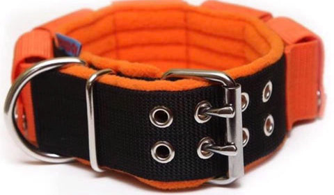 Collier Extreme COMFY MUSCLE BUILDER Orange