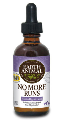 EARTH ANIMAL NO MORE RUNS - Santé intestinale