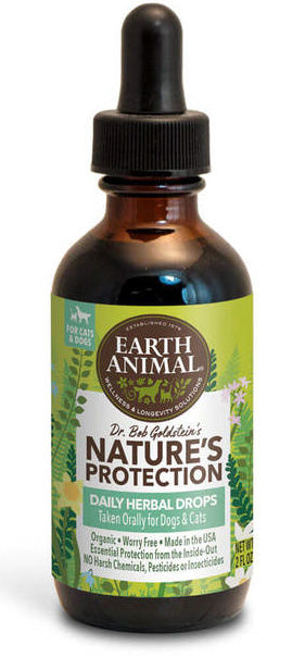 EARTH ANIMAL NATURE'S PROTECTION™ - Protection Antiparasitaire