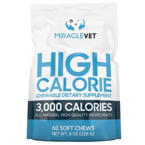 Miracle Vet Weight Gain Chews Bully-Shop.com