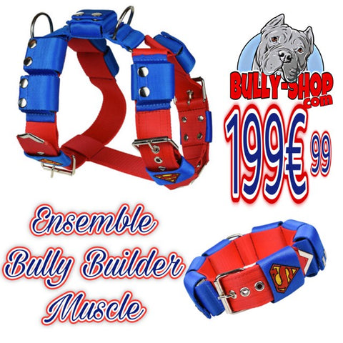 """SUPER BULLY"" Ensemble Muscle Builder"