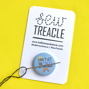 Tories Get You Down needle minder