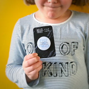 Tiny Treacle's Feed the Children badge