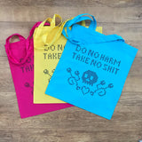 Do No Harm tote bag