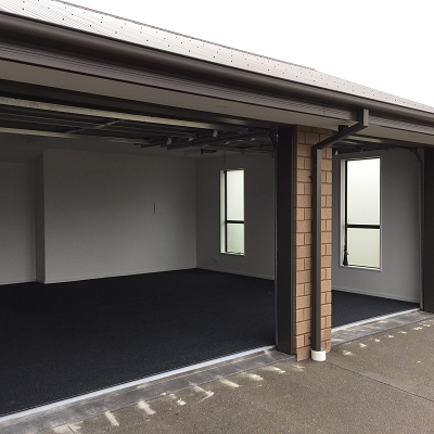 garage carpet in Canterbury NZ