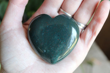 Bloodstone heart 3
