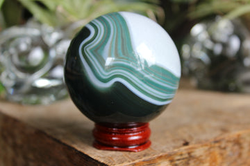 Agate sphere 24, sale