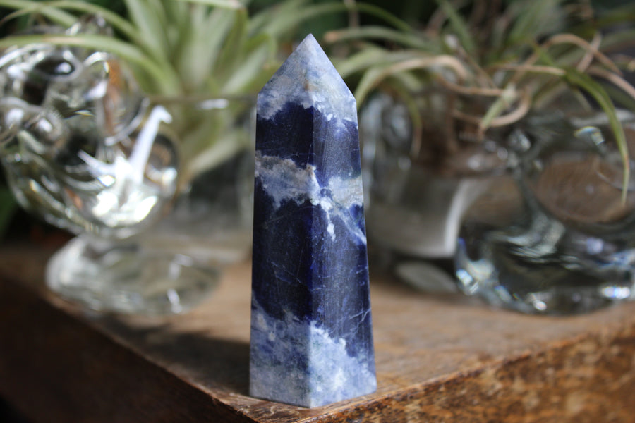 Sodalite tower 2