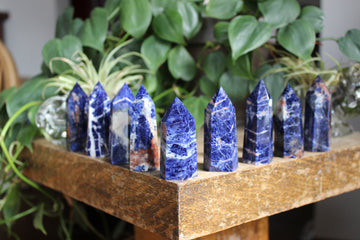 Sodalite tower, new
