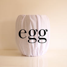 Load image into Gallery viewer, African Basket White EGG DUO (L+S)