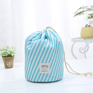 Portable Cosmetic Bags - Threaded Pear