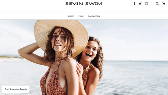 Swimwear Website