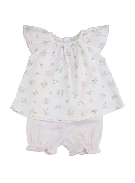 Baby Threads Flowers Dress
