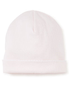 Kissy Kissy Pink Pointelle Hat