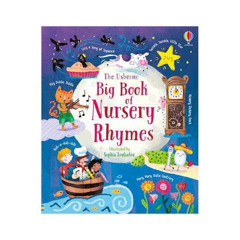 Usborne Big Book of Nursery Rhymes