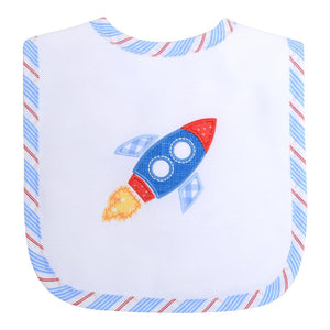 3 Martha's Rocket Feeding Bib