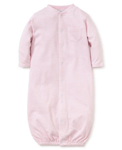 Kissy Kissy Pink Stripes Converter Gown