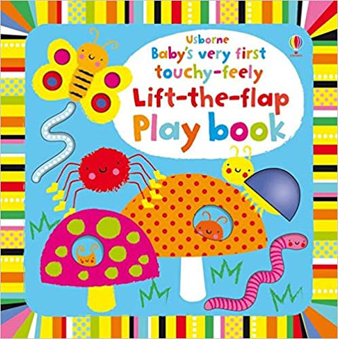 Usborne Baby's Very First Lift the Flap Peek-a-Boo