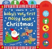 Usborne baby's very first noisy book Christmas