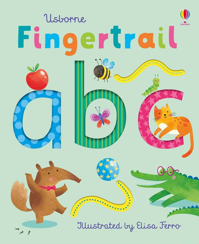 Usborne Fingertrail ABC