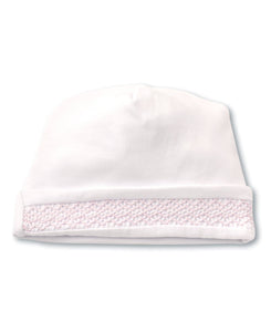 Kissy Kissy Hand Smocked CLB Charmed Hat